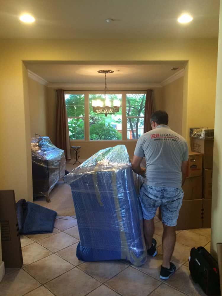 packing unpacking